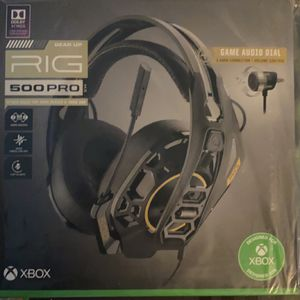 RIG 500 PRO headphones xbox for Sale in San Diego, CA