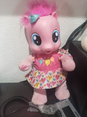 My Little Pony talking toy doll for Sale in Rogersville, MO