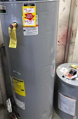 Ao smith water heater gas 3T2L for Sale in El Paso, TX