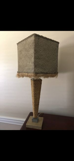 Table Top lamp for Sale in Lexington, KY