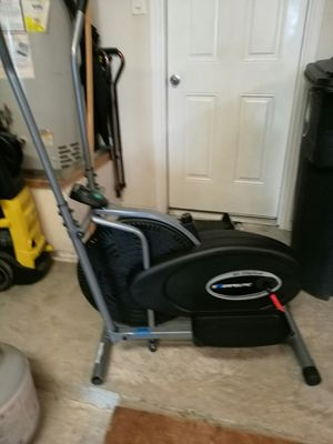 New Exerpeutic Air Elliptical for Sale in Shenandoah, TX