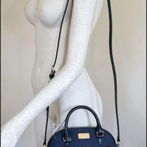 🎄 🎁 Authentic Kate Spade Grove Street Poppy Mini Carli Satchel Crossbody Bag, PRICE FIRM for Sale in Los Angeles, CA