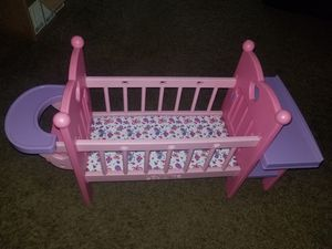 Toy Doll Crib for Sale in Fresno, CA