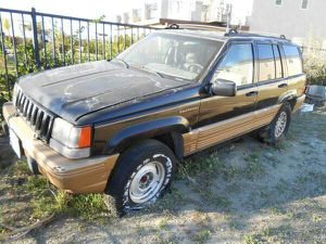 96 Jeep grand Cherokee Parting out. for Sale in Norco, CA