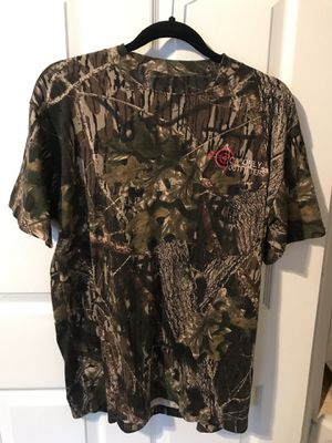Men's Shortsleeve Mossy Oak Camo T-shirt for Sale in Dallas, TX