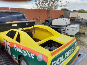 Remington Nascar Go Cart 31/2 Horse power . In great shape for Sale in Burleson, TX