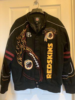 Licensed NFL Washington Redskins Jacket for Sale in Manassas, VA