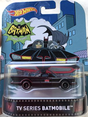 Hot Wheels TV Series Batmobile. for Sale in Irvine, CA