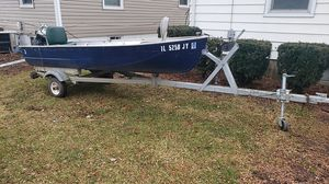 12 ft Fishing Boat! for Sale in Addison, IL