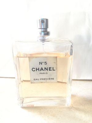 Authentic Chanel No5 Eau Premiere 3.4oz Eau de Parfum Perfume for Sale in San Diego, CA
