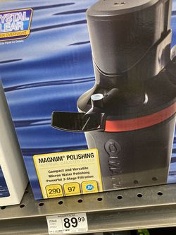 Marineland Magnum Polish Filter for Sale in San Diego, CA