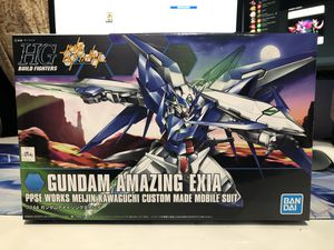 HG Gundam Amazing Exia for Sale in Los Angeles, CA