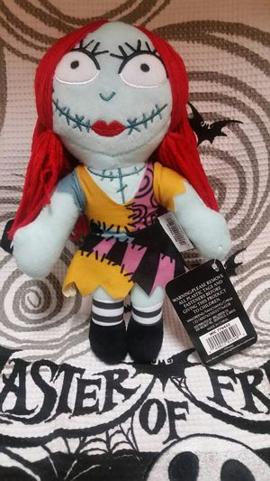 The Nightmare Before Christmas 25 Years Plush Collectible Sally. for Sale in Austin, TX