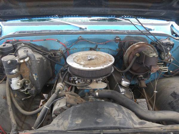 Chevy Silverado 1977