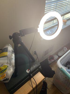 LED ring light for Sale in Elizabeth, NJ
