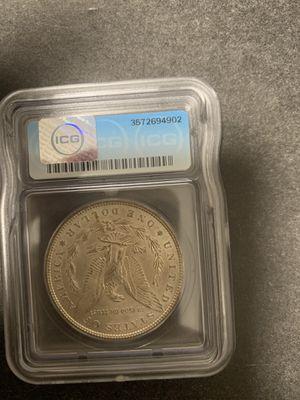Morgan silver dollar for Sale in Glendale, CA