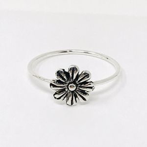 Sterling Silver Flower Ring for Sale in Citra, FL