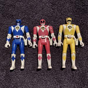 1993 Bandai Flip Head Power Rangers for Sale in Yardley, PA