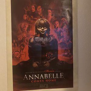 Annabelle Movie Poster for Sale in Visalia, CA