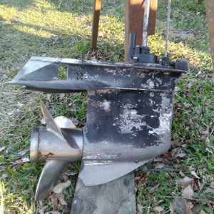 Lower Unit For ¹987 70 Hp Johnson Outboard Motor for Sale in Humble, TX