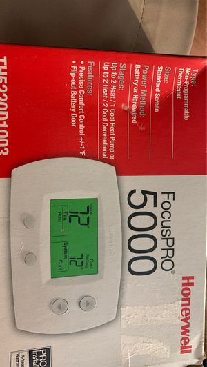 Honeywell thermostats for Sale in Pittman Center, TN