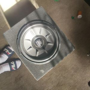 Jbl Subwoofer for Sale in Los Angeles, CA
