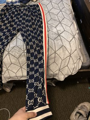 Gucci sweatpants GG for Sale in Cornelius, OR
