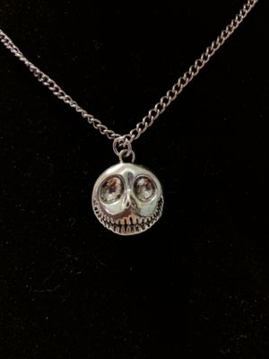 Disney Officially Liscenced Jack Skellington Nightmare Before Christmas Necklace Pendant for Sale in Manassas, VA