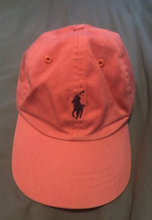 Salmon pink Polo hat for Sale in Sacramento, CA