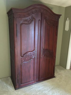 Vintage Armoire for extra Clothing storage for Sale in Encinitas, CA