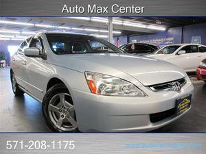 2005 Honda Accord Hybrid for Sale in  Manassas, VA