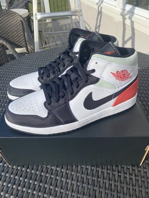 Jordan 1 Mid SE Union Black Toe Size 13 for Sale in Snoqualmie, WA