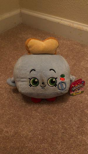 Shopkins toasty pop stuffed animal for Sale in Satellite Beach, FL