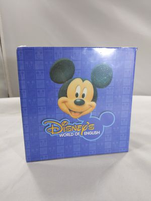 Disney's world of English learning dvds for Sale in Buford, GA