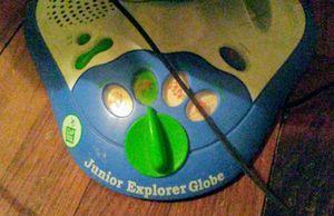 Leap frog junior explorer globe for Sale in Audubon, NJ