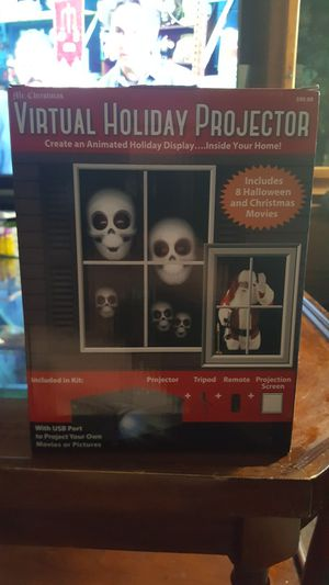 Holliday projector for Sale in Elmira, NY