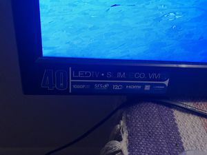 40 inch Led tv for Sale in Temple Hills, MD