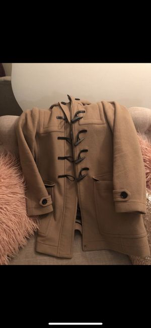 Burberry Coat - .Org 1250!! for Sale in Alexandria, VA