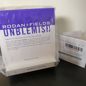 Rodan & Fields • UNBLEMISH • w/ Lash Boost - $277 Value for Sale in Newport Beach, CA