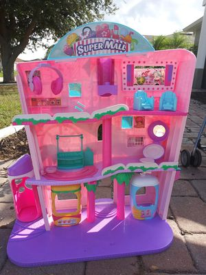 Shopkin/shoppie doll house. for Sale in Wahneta, FL
