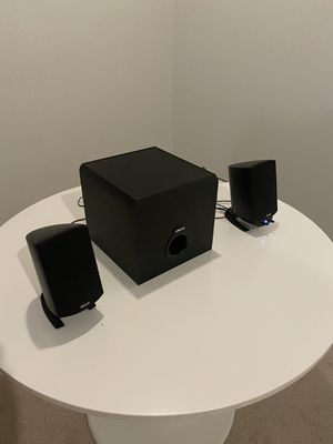 Klipsch 2.1 ProMaster Speakers w/ Subwoofer for Sale in Boston, MA