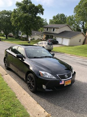 Lexus is250 2007 for Sale in Accokeek, MD