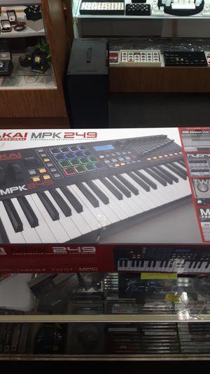 AKAI MPK249 Performance Keyboard Controller for Sale in Visalia, CA