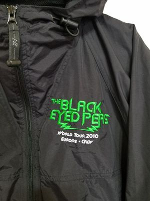 Mens The Black Eyes Peas World Tour 2010 EUROPE CREW for Sale in Long Beach, CA