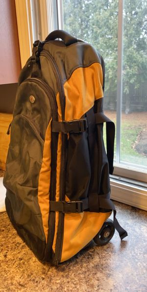 Swiss backpack Travel roller backpack for Sale in Round Lake, IL