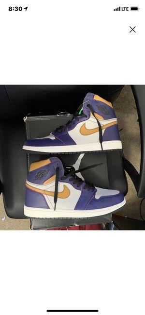 Jordan retro 1 la to Chicago for Sale in Arvada, CO