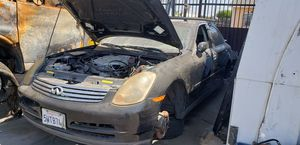 2003 Infiniti g35 part out for Sale in Los Angeles, CA