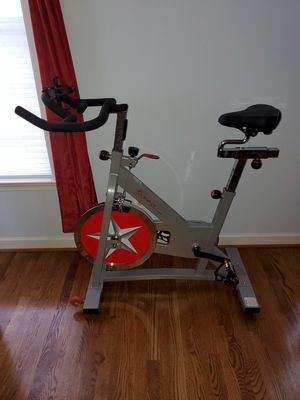 Sunny Indoor Cycling Exercise Bike (SF-B901) for Sale in Alexandria, VA