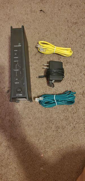 Centurylink modem for Sale in Glendale, AZ