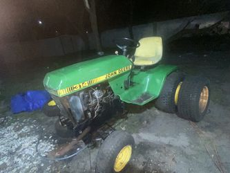 John Deere 314- Hydraulics, Attach Loader for Sale in Delray Beach,  FL